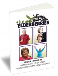 The Elderberries book