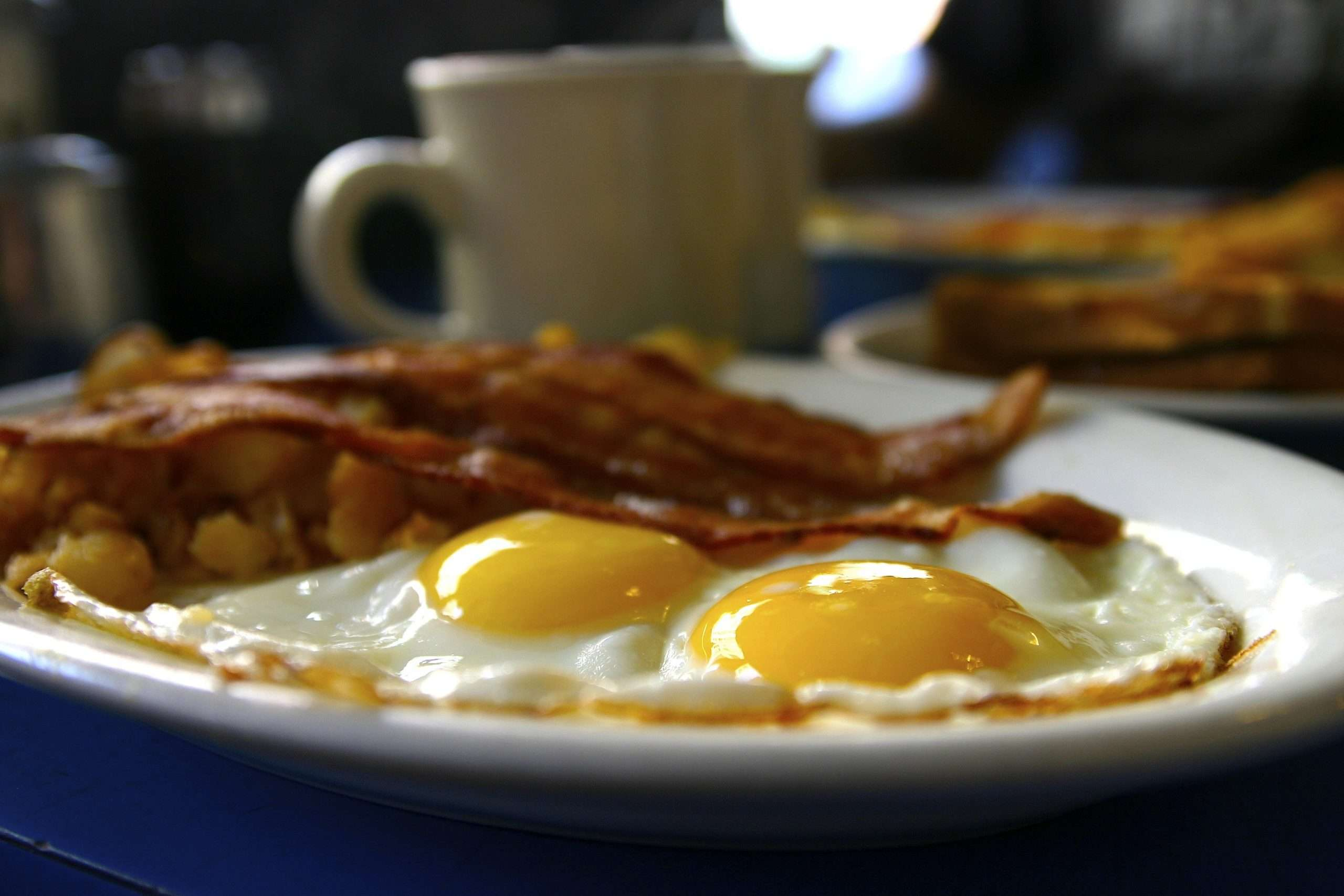 Breakfast at Keedy's