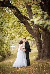 Wedding at the POND-ersa